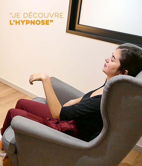 Je découvre l'hypnose